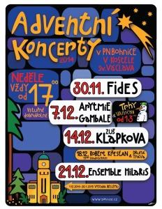 PNB - Adventní koncerty 2014